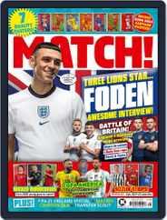 MATCH! Magazine (Digital) Subscription June 15th, 2021 Issue