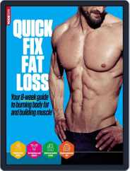 Men's Fitness Quick Fix Fat Loss Magazine (Digital) Subscription April 1st, 2017 Issue
