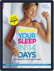 H&F Improve your sleep in 14 days Magazine (Digital) Subscription April 1st, 2017 Issue
