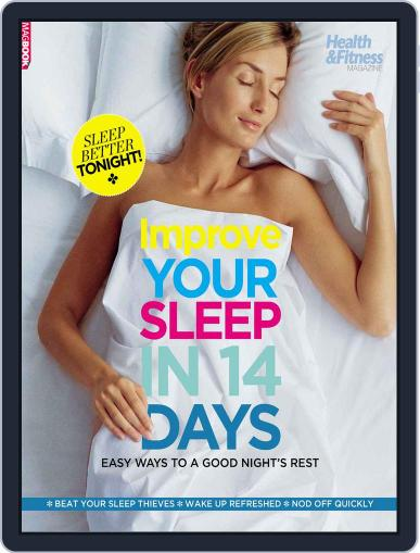 H&F Improve your sleep in 14 days April 1st, 2017 Digital Back Issue Cover