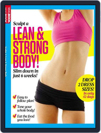 Women's Fitness Sculpt A Lean and Strong Body April 1st, 2017 Digital Back Issue Cover