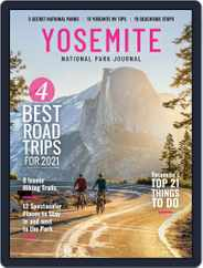National Park Journal Magazine (Digital) Subscription November 1st, 2020 Issue
