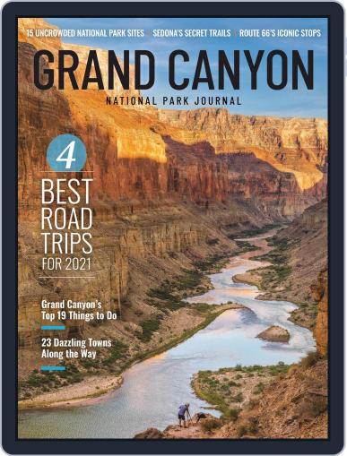 National Park Journal Magazine (Digital) October 1st, 2020 Issue Cover