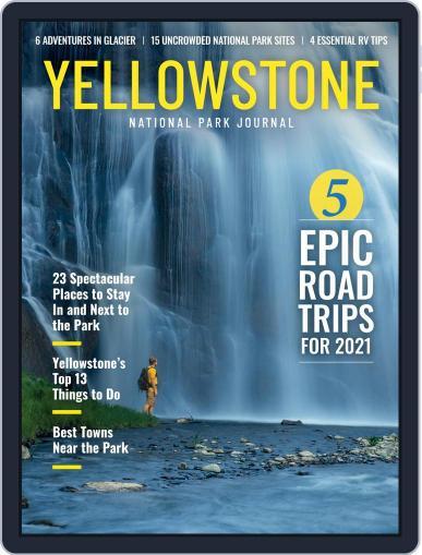 National Park Journal Magazine (Digital) April 1st, 2021 Issue Cover