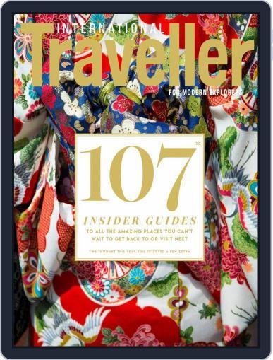 International Traveller Magazine (Digital) December 1st, 2020 Issue Cover