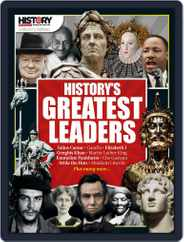 History's Greatest Leaders Magazine (Digital) Subscription May 1st, 2017 Issue