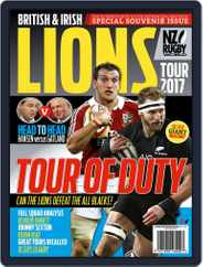 LIONS' TOUR 2017 SOUVENIR ISSUE, NZ RUGBY WORLD Magazine (Digital) Subscription May 1st, 2017 Issue
