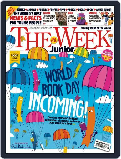 The Week Junior Magazine (Digital) February 27th, 2021 Issue Cover