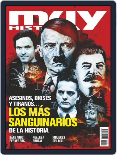 Muy Interesante Historia Magazine (Digital) March 1st, 2021 Issue Cover