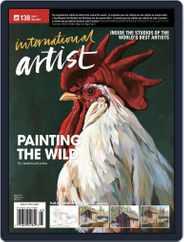 International Artist Magazine (Digital) Subscription April 1st, 2021 Issue