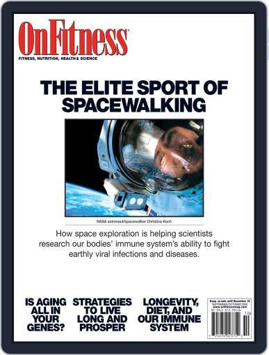 OnFitness Magazine (Digital) September 1st, 2020 Issue Cover