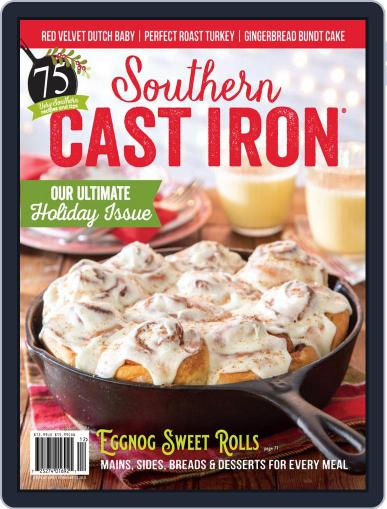 Southern Cast Iron Magazine (Digital) November 1st, 2020 Issue Cover