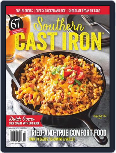 Southern Cast Iron Magazine (Digital) January 1st, 2021 Issue Cover