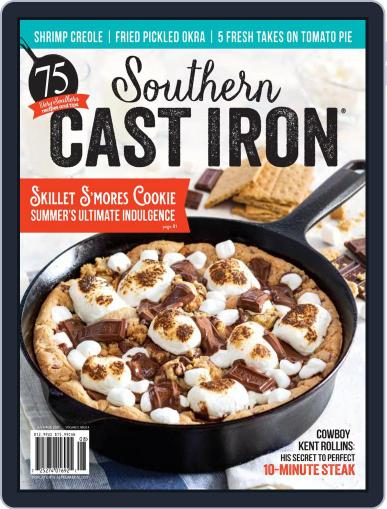 Southern Cast Iron Magazine (Digital) July 1st, 2021 Issue Cover
