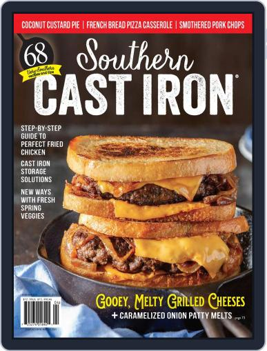 Southern Cast Iron Magazine (Digital) March 1st, 2021 Issue Cover