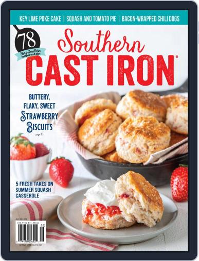 Southern Cast Iron Magazine (Digital) May 1st, 2021 Issue Cover