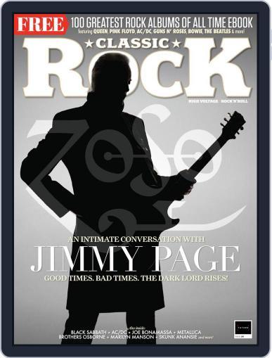 Classic Rock Magazine (Digital) November 1st, 2020 Issue Cover