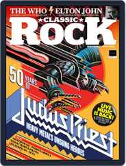 Classic Rock Magazine (Digital) Subscription August 1st, 2021 Issue