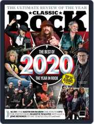 Classic Rock Magazine (Digital) Subscription January 1st, 2021 Issue