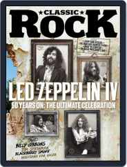 Classic Rock Magazine (Digital) Subscription July 1st, 2021 Issue