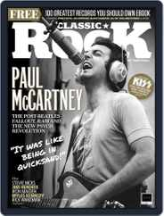 Classic Rock Magazine (Digital) Subscription June 1st, 2021 Issue