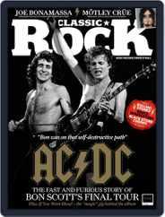 Classic Rock Magazine (Digital) Subscription November 1st, 2021 Issue