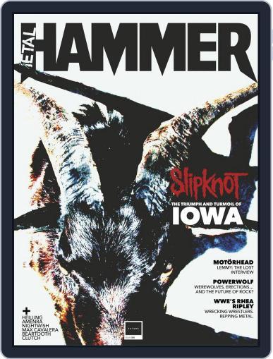 Metal Hammer UK Magazine (Digital) August 1st, 2021 Issue Cover
