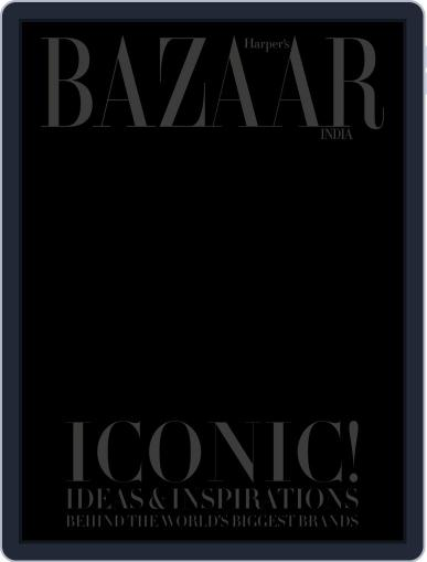 Harper's Bazaar India-Iconic! Ideas & Inspirations Behind The World's Biggest Brand Magazine (Digital) June 8th, 2017 Issue Cover