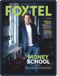 Foxtel Magazine (Digital) Subscription April 1st, 2021 Issue
