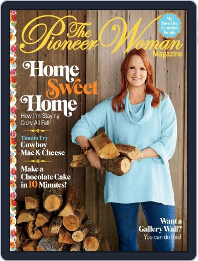 Pioneer Woman Magazine (Digital) August 14th, 2020 Issue Cover
