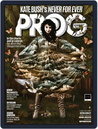Prog Magazine (Digital) October 28th, 2020 Issue Cover