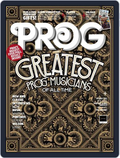 Prog Magazine (Digital) September 25th, 2020 Issue Cover