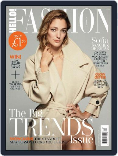 HELLO! Fashion Monthly Magazine (Digital) October 1st, 2020 Issue Cover