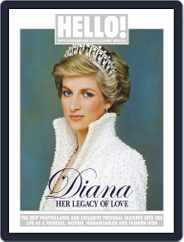 Diana - Her Legacy of Love Magazine (Digital) Subscription June 20th, 2017 Issue