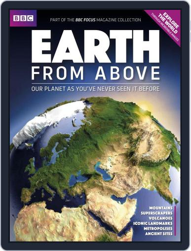 Earth from Above Magazine (Digital) July 21st, 2017 Issue Cover