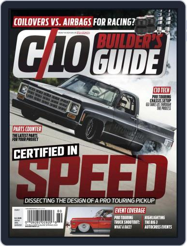 C10 Builder GUide Magazine (Digital) November 10th, 2020 Issue Cover