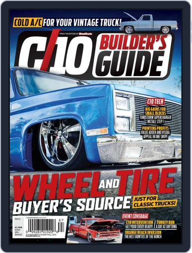 C10 Builder GUide Magazine (Digital) June 8th, 2021 Issue Cover