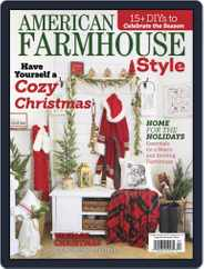 American Farmhouse Style Magazine (Digital) Subscription December 1st, 2020 Issue