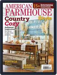 American Farmhouse Style Magazine (Digital) Subscription October 1st, 2020 Issue