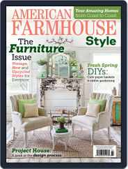 American Farmhouse Style Magazine (Digital) Subscription April 1st, 2021 Issue