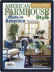 American Farmhouse Style Magazine (Digital) Subscription August 1st, 2021 Issue