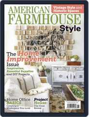 American Farmhouse Style Magazine (Digital) Subscription February 1st, 2021 Issue