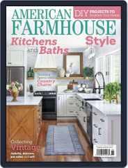 American Farmhouse Style Magazine (Digital) Subscription June 1st, 2021 Issue