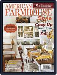 American Farmhouse Style Magazine (Digital) Subscription October 1st, 2021 Issue