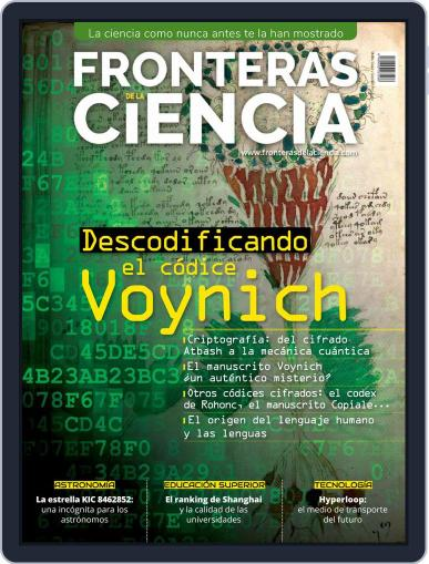Fronteras de la Ciencia (Digital) July 15th, 2020 Issue Cover
