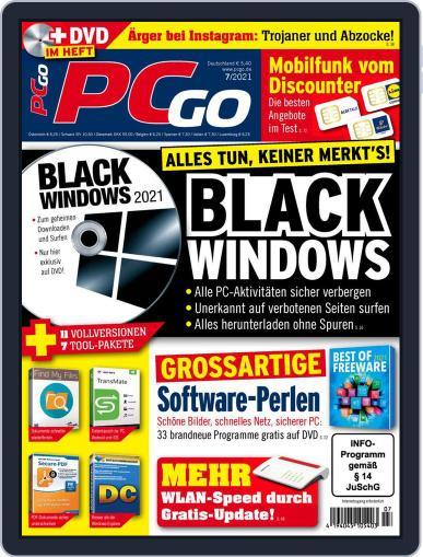PCgo Magazine (Digital) July 1st, 2021 Issue Cover