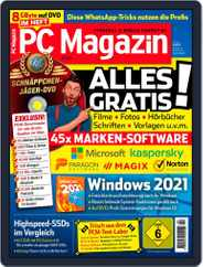 PC Magazin Magazine (Digital) Subscription February 1st, 2021 Issue