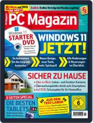 PC Magazin Magazine (Digital) Subscription November 1st, 2021 Issue