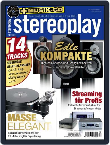 stereoplay Magazine (Digital) October 1st, 2020 Issue Cover