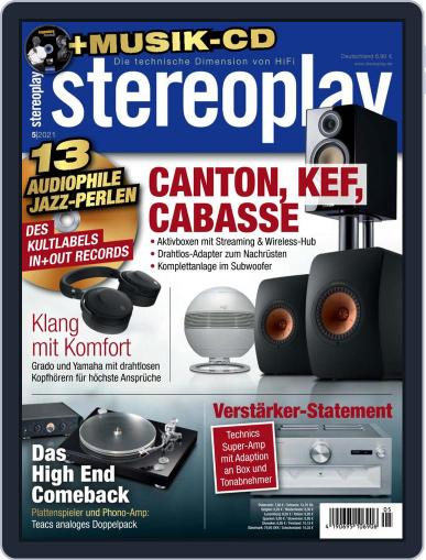 stereoplay Magazine (Digital) May 1st, 2021 Issue Cover